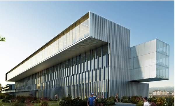 Tecnocontrol Servicios realizará las instalaciones de la cuarta planta del nuevo edificio corporativo del Real Madrid en Valdebebas