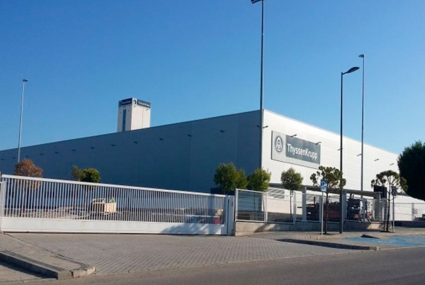 Tecnocontrol Servicios realizará el mantenimiento de la Sede Central y la fábrica de Thyssen en Móstoles, Madrid