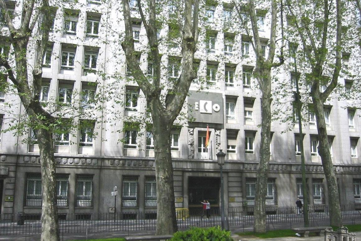 INSTITUTO DE CRÉDITO OFICIAL, MADRID