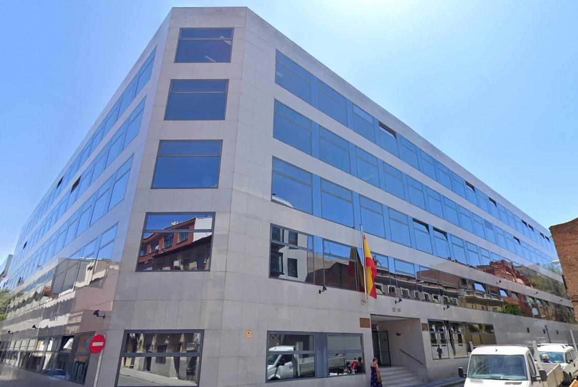 CENTROS DE PROCESO DE DATOS DE LA AGENCIA ESTATAL DE ADMINISTRACIÓN TRIBUTARIA, MADRID