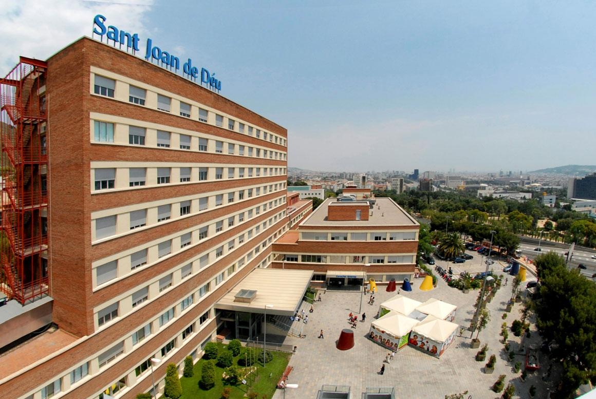 HOSPITAL SANT JOAN DE DEU, BARCELONA