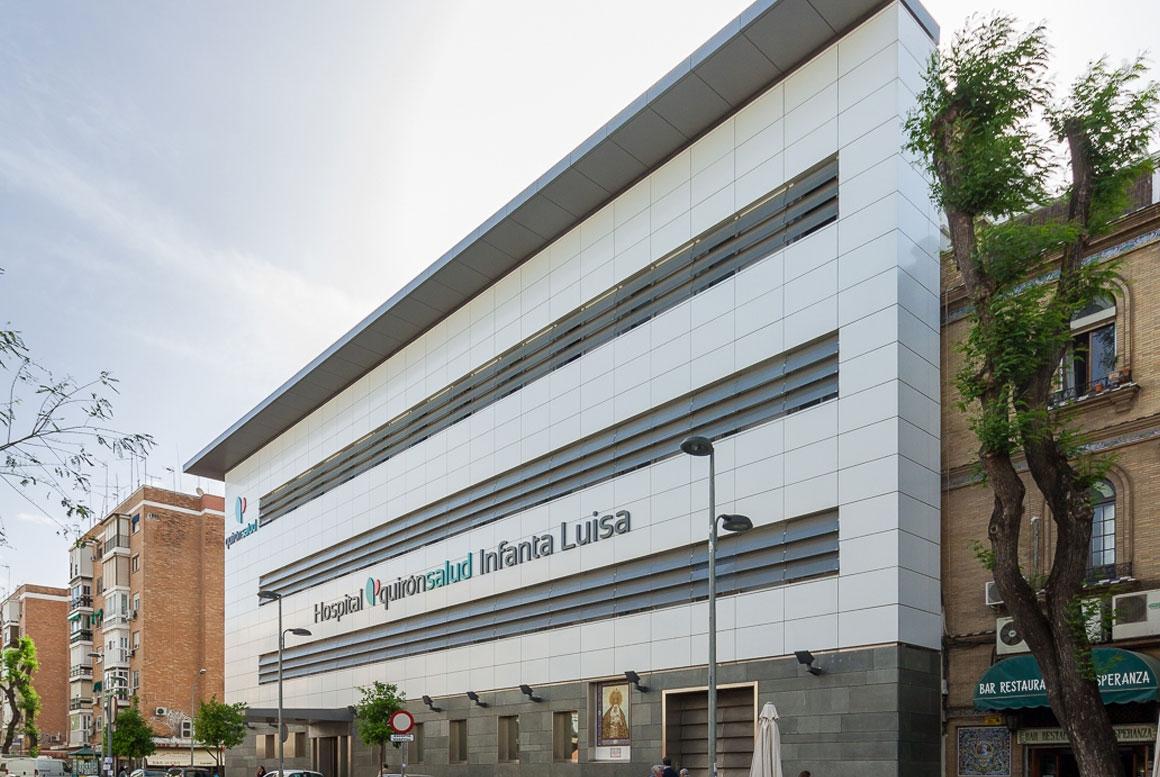 HOSPITAL QUIRÓNSALUD INFANTA LUISA, SEVILLA