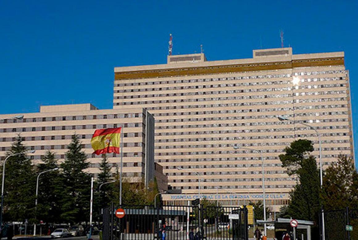 INSPECCIÓN GENERAL DE SANIDAD DE LA DEFENSA, MADRID