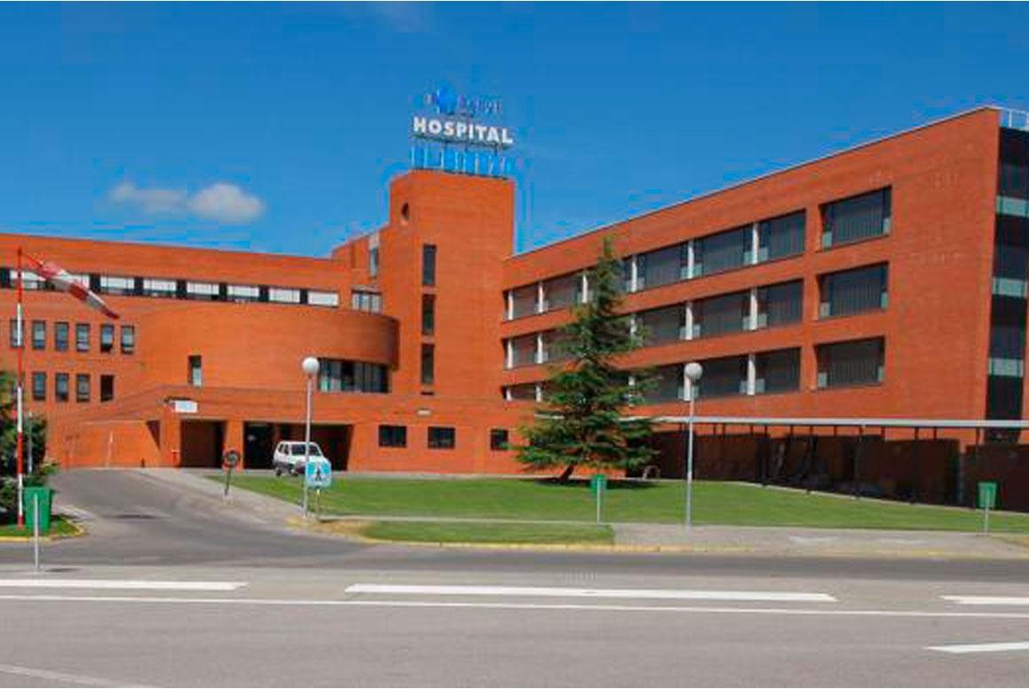HOSPITAL DEL BIERZO, LEÓN