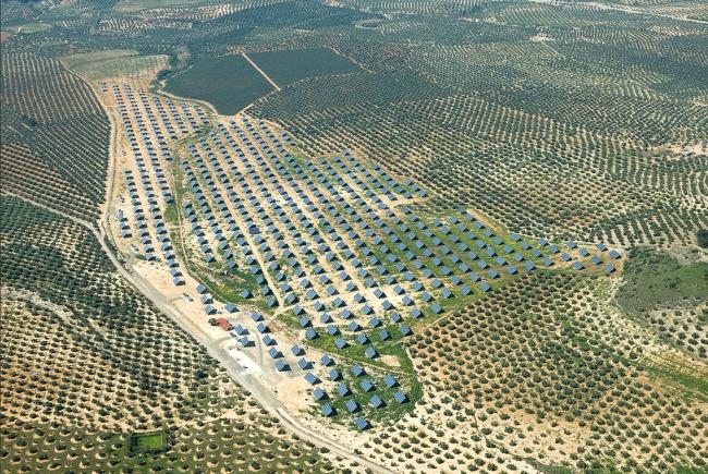 5.4 MW PV SOLAR PLANT IN ALCAUDETE, JAEN