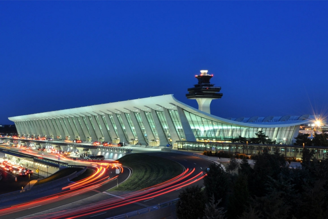 AÉROPORT INTERNATIONAL DULLES, VIRGINIA