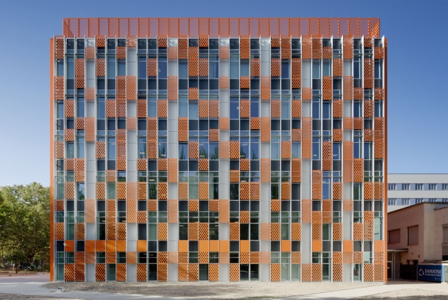 INDUVA CLASSROOMS FOR THE SCHOOL OF INDUSTRIAL ENGINEERING OF THE UNIVERSITY OF VALLADOLID