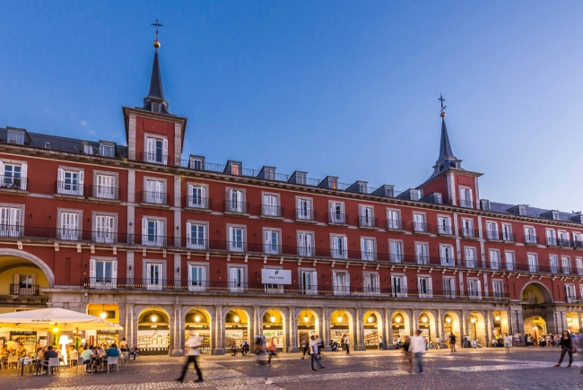 HOTEL PESTANA COLLECTION PLAZA MAYOR 4 ESTRELLAS, MADRID
