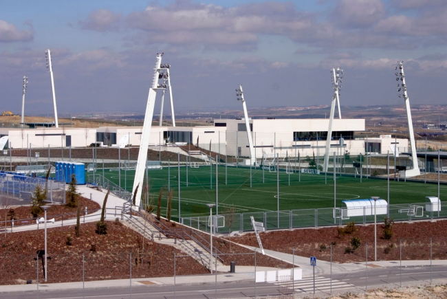 SPORTS CITY OF VALDEBEBAS, REAL MADRID