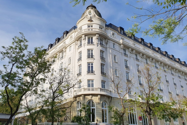 GREAT LUXURY 5* MANDARIN ORIENTAL RITZ MADRID HOTEL